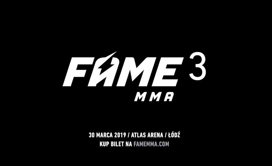 Podano kursy na FAME MMA 3. Poznaj faworytów!