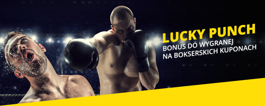 Fortuna z bonusem na MB Boxing Night